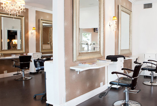 Los Angeles's Sexiest Hair Salons Roman Salon | Naughty LA