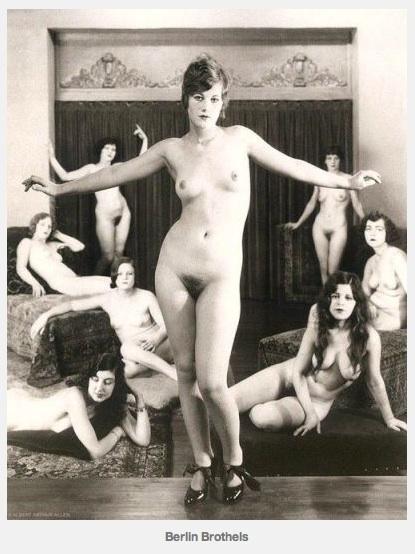 Naughty Berlin 1920s | Germany | Naughty Travels
