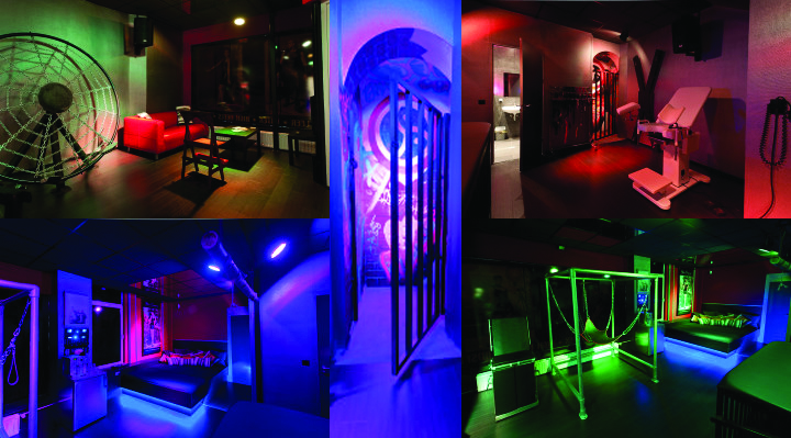 Fetish Hotel The Fun Factory | Naughty Guide