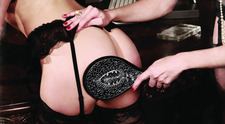 The Art of Spanking | Naughty Guide