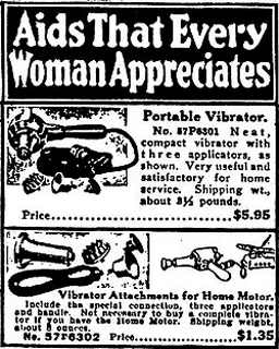 History of Advertising Vibrators | Naughty Guide