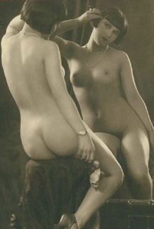 1920s Naughty Paris | Kiki de Montparnassee | Naughty Travels