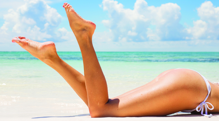 10 Ways to Gorgeous Legs | Naughty Guide
