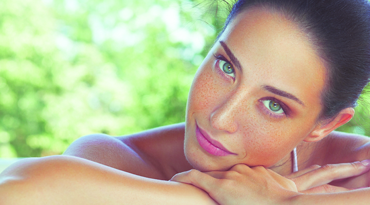 Gorgeous Eyes Without Makeup or Surgery | Naughty Guide | #NaughtyLiving #Beauty