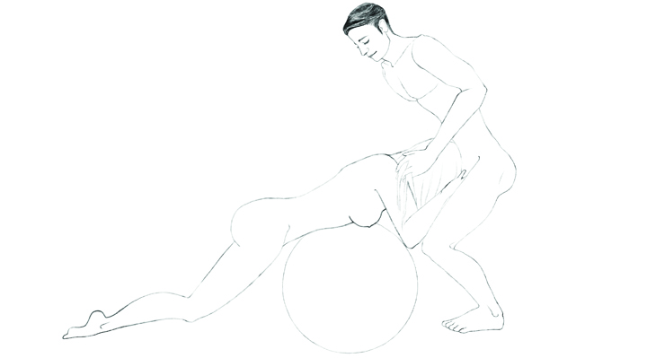 Bouncy Ball Sex 101 Position 2 - The Rockin BJ | Naughty Guide