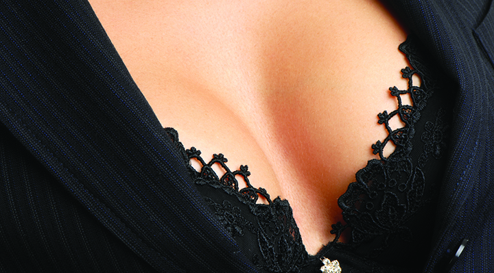 Create Sexy Cleavage | Naughty Guide