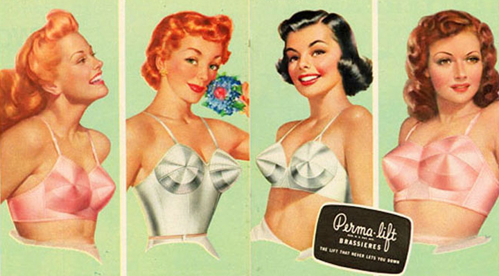 History of Bras   Naughty Guide