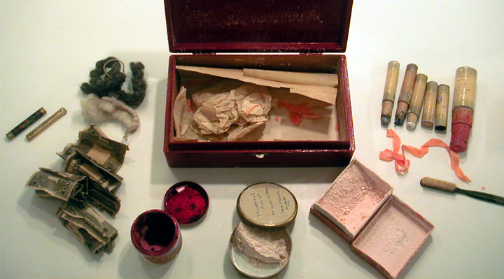 Brothel Makeup Late 1800s Los Angeles | Naughty Guide