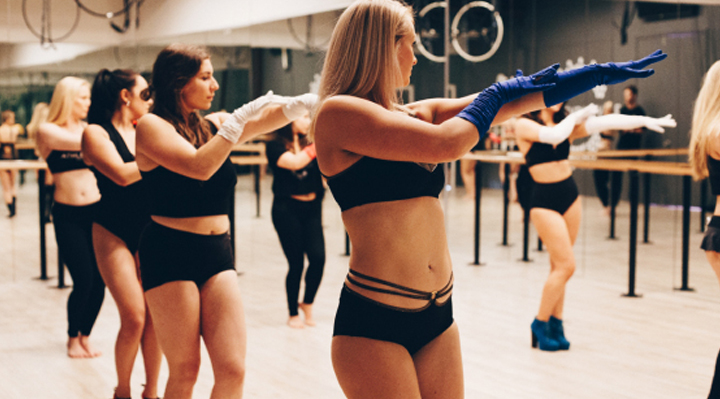 Burlesque Classes | Naughty Guide