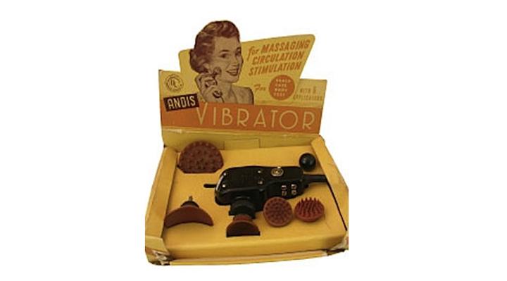 History of Vibrators   Naughty LA
