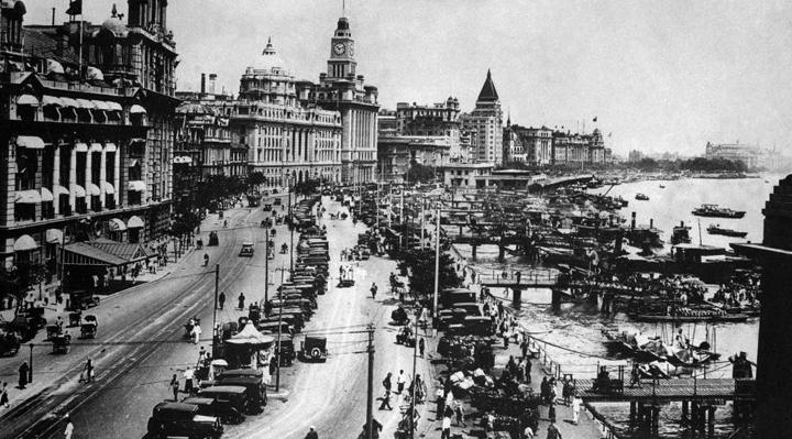 Naughty Shanghai 1920s | Naughty LA