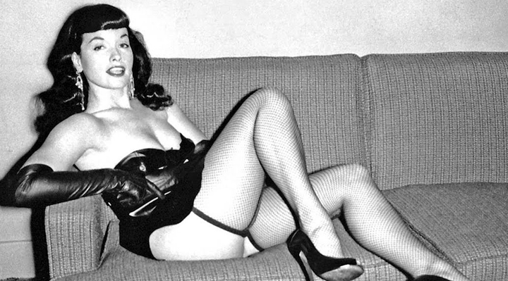 The Notorious Bettie Page  | Naughty LA