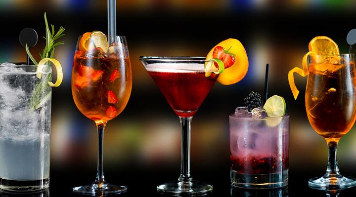 JNaughty Cocktails   Naughty LA