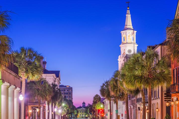Charleston, SC  | Naughty LA