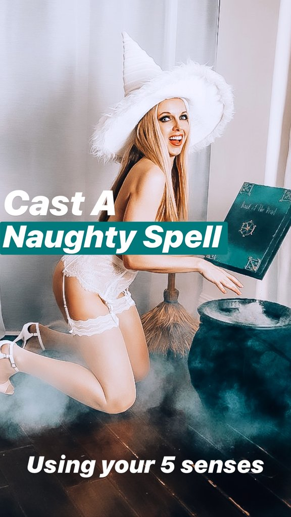 Cast A Naughty Spell | Naughty Guide